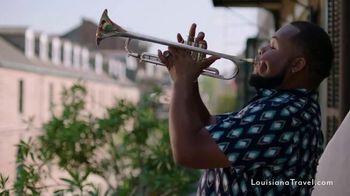Louisiana Office of Tourism TV Spot, 'Zurich Classic: Joy of Life' - Thumbnail 2