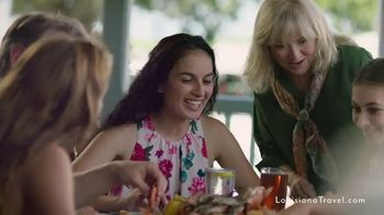 Louisiana Office of Tourism TV Spot, 'Zurich Classic: Joy of Life' - Thumbnail 3