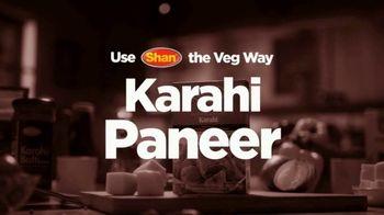 Shan Foods Karahi TV Spot, 'Living on the Veg: Karahi Paneer '