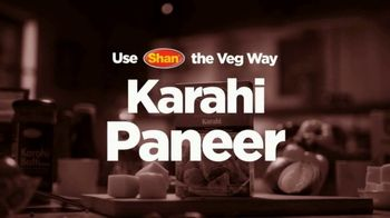 Shan Foods Karahi TV Spot, 'Living on the Veg: Karahi Paneer ' - Thumbnail 1