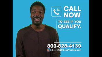 DebtPros TV Spot, 'Stress'