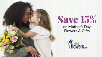 1-800-FLOWERS.COM TV Spot, 'Mother's Day: Safe Surprise' - Thumbnail 10