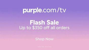 Purple Mattress Flash Sale TV Spot, 'Mattress With a Memory: $350 Off' - Thumbnail 9