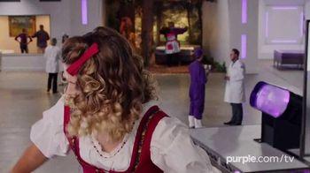 Purple Mattress Flash Sale TV Spot, 'Mattress With a Memory: $350 Off' - Thumbnail 7