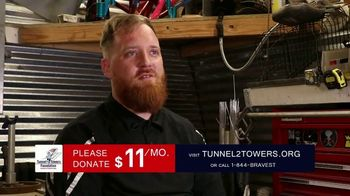 Stephen Siller Tunnel to Towers Foundation TV Spot, 'Terence Jones'