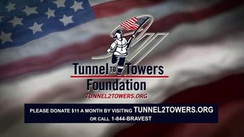Stephen Siller Tunnel to Towers Foundation TV Spot, 'Terence Jones' - Thumbnail 9