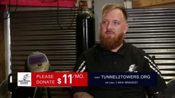 Stephen Siller Tunnel to Towers Foundation TV Spot, 'Terence Jones' - Thumbnail 1
