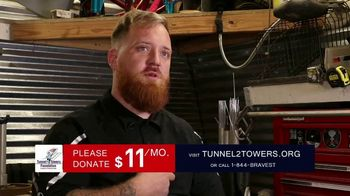 Stephen Siller Tunnel to Towers Foundation TV Spot, 'Terence Jones' - Thumbnail 2