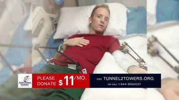 Stephen Siller Tunnel to Towers Foundation TV Spot, 'Terence Jones' - Thumbnail 3