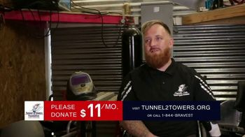Stephen Siller Tunnel to Towers Foundation TV Spot, 'Terence Jones' - Thumbnail 4