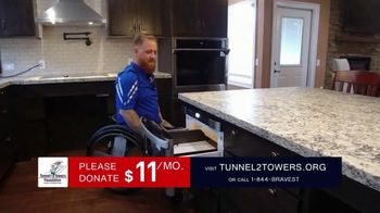 Stephen Siller Tunnel to Towers Foundation TV Spot, 'Terence Jones' - Thumbnail 7