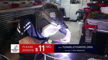 Stephen Siller Tunnel to Towers Foundation TV Spot, 'Terence Jones' - Thumbnail 8