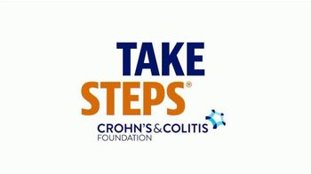 Crohn's & Colitis Foundation of America TV Spot, '100% Committed' - Thumbnail 1