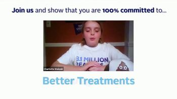 Crohn's & Colitis Foundation of America TV Spot, '100% Committed' - Thumbnail 7