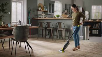 Shark VACMOP TV Spot, 'All-in-One Disposable Pad'