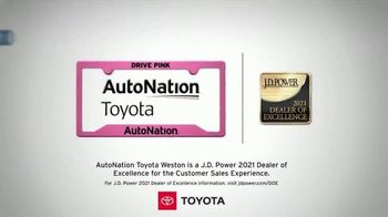 AutoNation Toyota TV Spot, 'Go Time: 2021 Corolla LE: $99' - Thumbnail 8