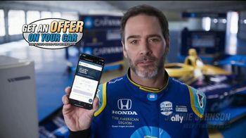 Carvana TV Spot, 'Offer Locker' Featuring Jimmie Johnson - Thumbnail 3