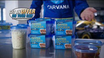 Carvana TV Spot, 'Offer Locker' Featuring Jimmie Johnson - Thumbnail 4