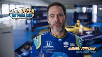 Carvana TV Spot, 'Offer Locker' Featuring Jimmie Johnson