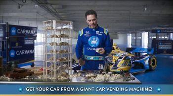 Carvana TV Spot, 'Giant Car Vending Machine' Featuring Jimmie Johnson - Thumbnail 2