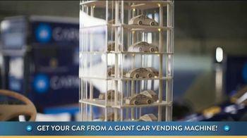 Carvana TV Spot, 'Giant Car Vending Machine' Featuring Jimmie Johnson - Thumbnail 5