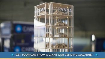 Carvana TV Spot, 'Giant Car Vending Machine' Featuring Jimmie Johnson - Thumbnail 6