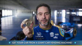 Carvana TV Spot, 'Giant Car Vending Machine' Featuring Jimmie Johnson - Thumbnail 8