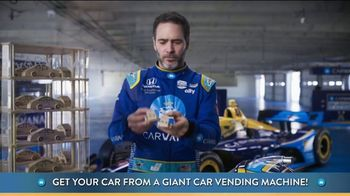 Carvana TV Spot, 'Giant Car Vending Machine' Featuring Jimmie Johnson - Thumbnail 9