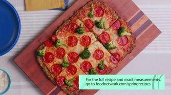Birds Eye TV Spot, 'Food Network: Broccoli Crust Pizza' - Thumbnail 10