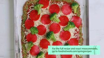 Birds Eye TV Spot, 'Food Network: Broccoli Crust Pizza' - Thumbnail 9