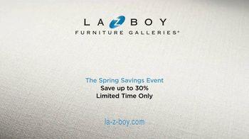 La-Z-Boy Spring Savings Event TV Spot, 'Up to 30% Storewide' - Thumbnail 8