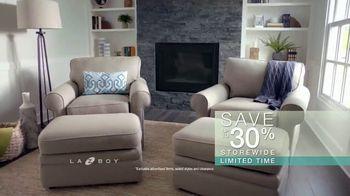 La-Z-Boy Spring Savings Event TV Spot, 'Up to 30% Storewide' - Thumbnail 6