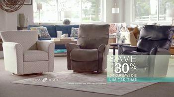 La-Z-Boy Spring Savings Event TV Spot, 'Up to 30% Storewide' - Thumbnail 7