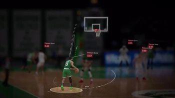 Microsoft Azure TV Spot, 'Dynamic Metrics Add a New Dimension to NBA Game Day' - Thumbnail 4