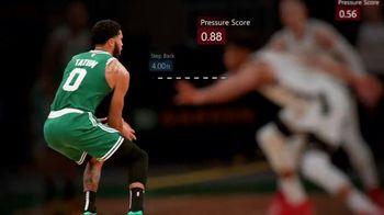 Microsoft Azure TV Spot, 'Dynamic Metrics Add a New Dimension to NBA Game Day' - Thumbnail 6