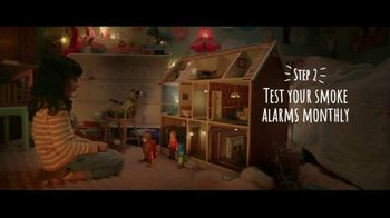 American Red Cross TV Spot, 'Escape In Just 2 Minutes: Sound The Alarm, Save A Life' - Thumbnail 9