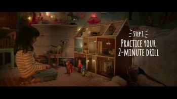 American Red Cross TV Spot, 'Escape In Just 2 Minutes: Sound The Alarm, Save A Life' - Thumbnail 8