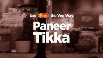 Shan Foods Chicken Tikka TV Spot, 'Living on the Veg: Paneer Tikka'