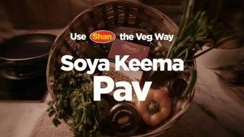 Shan Foods Keema TV Spot, 'Living on the Veg: Soya Keema Pav'