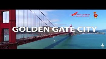 Air India TV Spot, 'From the Golden Gate City' - Thumbnail 1