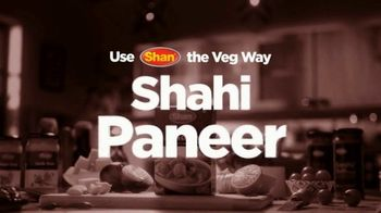 Shan Foods Butter Chicken TV Spot, 'Living on the Veg: Shahi Paneer'