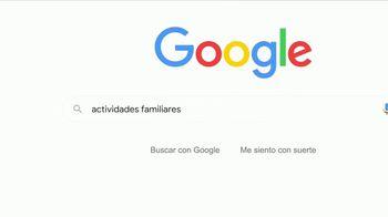 Google TV Spot, 'Vuelve a lo que amas' [Spanish] - Thumbnail 4