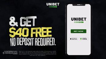 Unibet TV Spot, 'Live Betting: $500 Risk-Free' - Thumbnail 9
