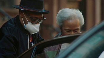 Uber TV Spot, 'Vaccinate the Block' Featuring Spike Lee