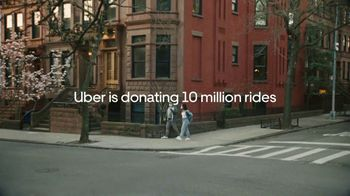 Uber TV Spot, 'Vaccinate the Block' Featuring Spike Lee - Thumbnail 8