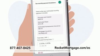 Rocket Mortgage TV Spot, 'Muy importante' [Spanish] - Thumbnail 3
