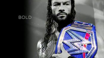 WWE Shop TV Spot, 'Bold, Inspired and Powerful: Save on Titles, Tees and Sweatshirts' - 3 commercial airings
