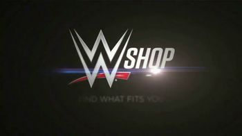 WWE Shop TV Spot, 'Bold, Inspired and Powerful: Save on Titles, Tees and Sweatshirts' - Thumbnail 5