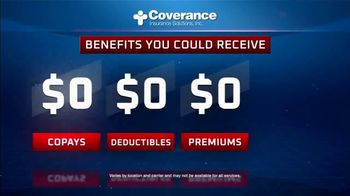 Coverance Insurance Solutions, Inc. TV Spot, 'Additional 2021 Medicare Benefits' - Thumbnail 3