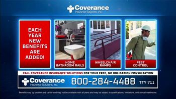 Coverance Insurance Solutions, Inc. TV Spot, 'Additional 2021 Medicare Benefits' - Thumbnail 6